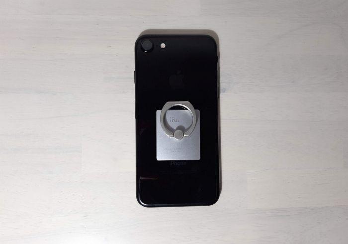 iPhone 7 iRing 取り付け 位置
