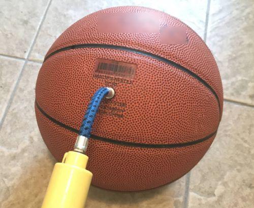 ミカサ バスケットボール 空気