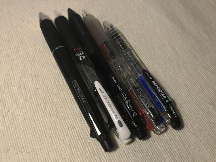 4色ボールペン 各種