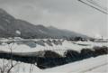 2012年2月雪害 出雲市大社町