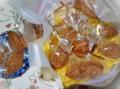 今日の手作りクッキー:リーフパイ。
