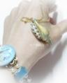 貝を使った手作りのネックレス:Das Meer.