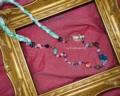 「海」をテーマに。手作りのネックレス。