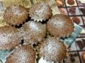 今日のお菓子:ジンジャークッキー