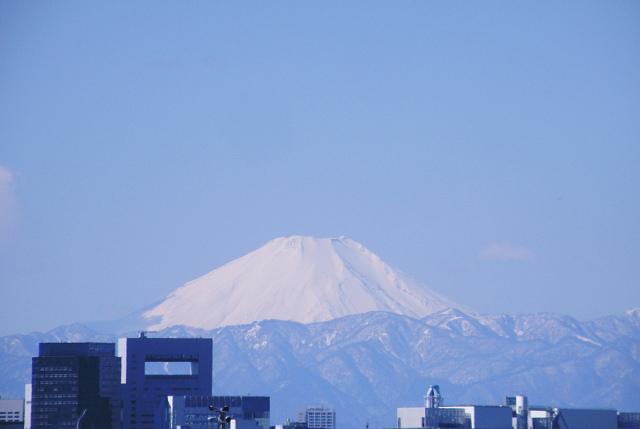 今日の富士山、Ⅱ