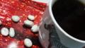 朝から大好きなコーヒーをエネルギーに作業。