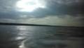 故郷の偉大な河の写真が送られてきました
