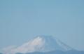 富士山の今年の初ショット