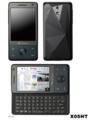 [スマートフォン][Bluetooth][3Gハイスピード(3.6Mbps)][タッチパネル][Windows Mobile]Touch Pro X05HT