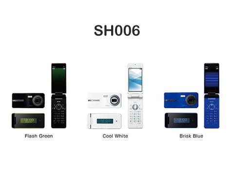 [KCP+][X000シリーズ][Bluetooth][AQUOS SHOT][Wi-Fi]