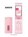 [X000シリーズ][EZ・FM][防水][Bluetooth]SH006