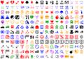[絵文字]各キャリア間で相互変換可能な絵文字(iモード編)