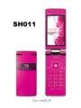 [防水][Bluetooth][EZ・FM]SH011