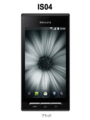 [REGZA Phone][Wi-Fi][スマートフォン][LISMO WAVE][Android][HSDPA(9.2M)][HSUPA(5.5M)][タッチパネル]IS04