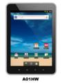 [無線LAN][Android][タブレット][GPS][Bluetooth]A01HW