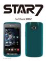 [スマートフォン][Bluetooth][Wi-Fi][HSDPA(14.4Mbps)][HSUPA(5.7M)][Android][タッチパネル][STAR7][防水][防塵]009Z