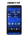 [スマートフォン][Android][タッチパネル][ISシリーズ][WiMAX][Bluetooth][Wi-Fi][防水][防塵]ISW11F