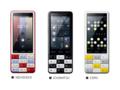 [スマートフォン][Android][タッチパネル][ISシリーズ][Bluetooth][Wi-Fi][INFOBAR][テンキー搭載スマホ][iida][HSDPA(9.2Mbps)]INFOBAR C01