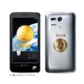 [防水][防塵][Wi-Fi][Bluetooth][Android][HSDPA(14Mbps)][HSUPA(5.7Mbps)][PANTONE][コラボモデル]ボス電(107SH B)
