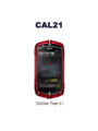 [Android][Bluetooth][HSDPA(9.2Mbps)][LTE][Wi-Fiテザリング][G'zOne][防水][防塵][耐衝撃]CAL21