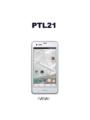 [Android][Bluetooth][HSDPA(9.2Mbps)][LTE][Wi-Fiテザリング][防水][防塵]PTL21