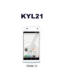 [Android][Bluetooth][HSDPA(9.2Mbps)][LTE][Wi-Fiテザリング][防水][防塵][DIGNO]KYL21