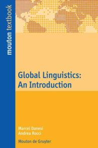 Global Linguistics : An Introduction