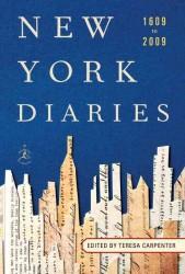 New York Diaries : 1609 to 2009