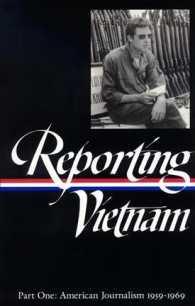 Reporting Vietnam : American Journalism