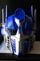 トランスフォーマー オプティマスプライム ボイスチェンジャー バトル