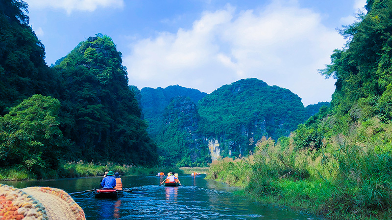チャンアン景観関連遺産