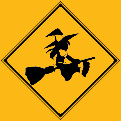 警戒標識 警戒標識  個別「[東方]警戒標識」の写真、画像、動画