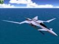 新型戦闘機FAa-71A〔シルフィードII〕、進空