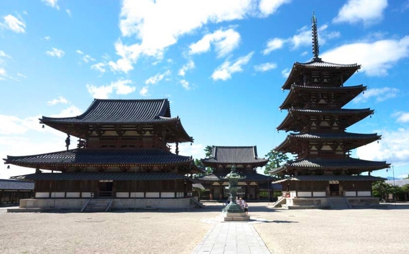 奈良の法隆寺が拝観料値上げ!?京都はどうなる? - 京都が足りない。