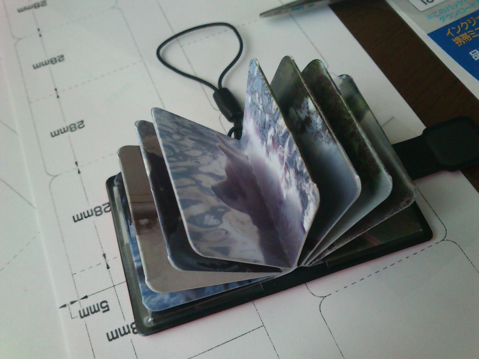 サンワサプライ インクジェット携帯ミニアルバムキット(ピンク) JP-ALB14