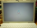 Pear OS 8 on MacBook Early 2006