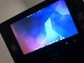 elementary OS Luna on Kohjinsha SH8