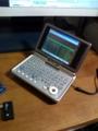 SHARP Zaurus SL-C1000