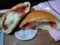 つぶつぶ果肉のジューシー苺ジャムパン