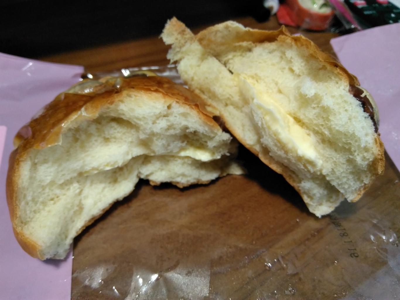 セイコーマート 豆パンマーガリン