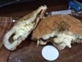 チーズクリーム&カレーパン