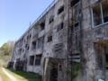 室蘭市御前水町の廃屋