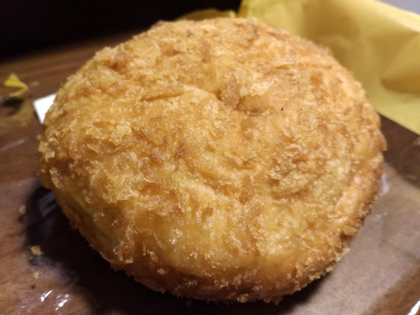 セコマ ハンバーグカレードーナツ