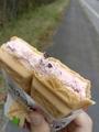 セコマ 北海道牛乳モナカ あずき