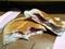 セイコーマート 平焼きブルーベリージャム&チーズクリーム