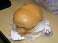 セイコーマート 油淋鶏バーガー