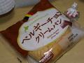 セイコーマート ベルギーチョコクリームパン