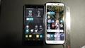 スマートフォン 5.2in vs. 5.5in