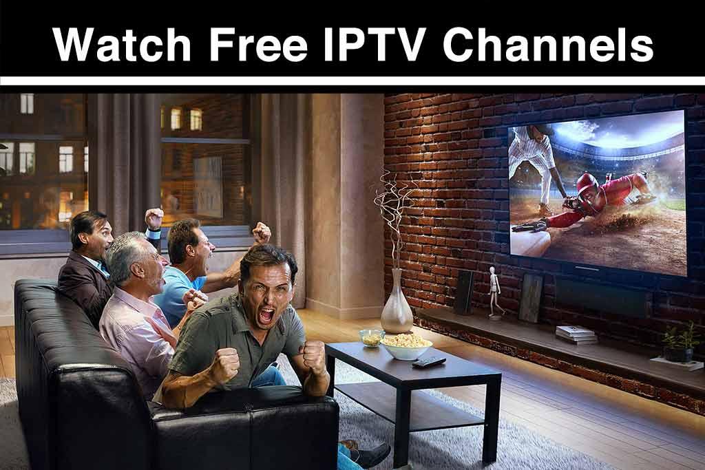 watch free iptv channels streaming online with m3u playlist liste files