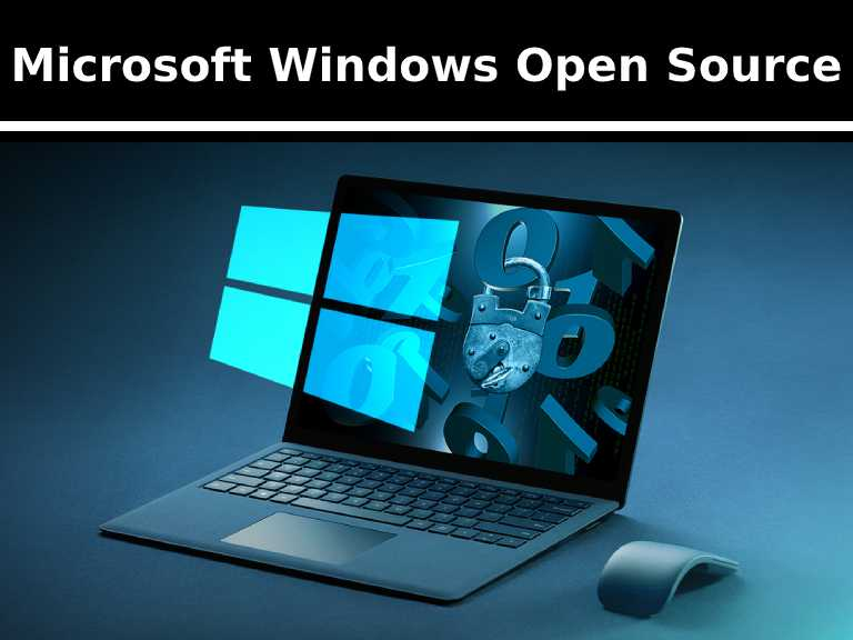 microsoft windows open source software operating system torrent distribution